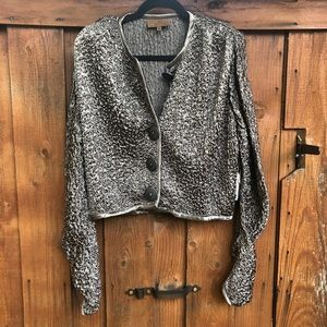 Double D Ranch crinkle jacket